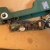 気動車用 制御増幅器を修理しようとしています!