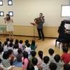 過去最大!180名の保育園の子どもたちへの音楽会のプレゼント♪