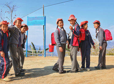 "How a ""Symbol of Learning"" for Children in Japan Became a Bridge between Japan and Nepal"