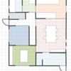 もっと!Excel:エクセルで作れる簡単な間取り図