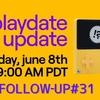 Playdate情報Update31:新たな周辺機器Playdate Stereo Dockについて