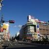 今日の東京は「梅雨晴れ」