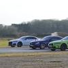 BMW M4 VS メルセデスベンツC63S VS アウディーRS5