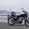 大阪市内から岬町へツーリング!平日だから渋滞はあったけど、海沿いの道が最高なプチツーリングでした〜