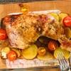 鶏のオーブン焼き✨
