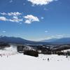 スキー場にオモチャにされてきた 2017 2 25-26