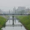 2017年10月11日(水) 霧の荒川 久下橋 周回ライド 105.6km Part 1/4
