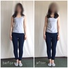 *開脚session Photo* before→→after