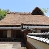 中岡慎太郎生家の茅葺屋根修復完了。