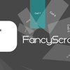 【Unity】「FancyScrollView」を公開しました
