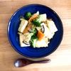 【レシピ】揚げ豆腐と野菜のあんかけ丼