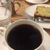 久しぶりにカフェ