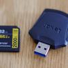オリンパスOM-D E-M1 MarkIIでの連写用にLexarのUHS-II SDカード「Professional 2000x」を買ってみた