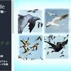 Bird Flock Bundle 群れを成した鳥たちが高層ビルの隙間を飛ぶ!圧倒的スケールを表現するスクリプト!&6種類の鳥の3Dモデル