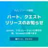 pytest、シミュレーションと待ち行列、Streamlitパートリリースのお知らせ