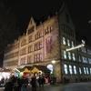 クリスマスマーケットの情景 6 ゲッティンゲン