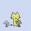 基本動詞のイメージ「位置させる put」