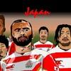 ラグビーワールドカップ日本代表2019をエクセルで描いてみた