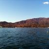 手漕ぎボート釣り8