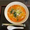 揚州厨房の刀削麺