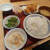 大手町【かっぽうぎ】四品定食 ¥780(税別)