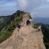 No.3308 西日本最高峰 石鎚山