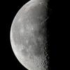 下弦月(月齢21.977)