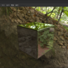 【Substance Designer】環境マップを設定する・独自の環境マップを使用する