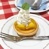 チーズがとろ〜り♪ふわふわオムレツ&マンゴーチーズタルト(ラケル)