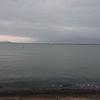 11/26 第48ラウンド 6:30~12:00 石狩湾新港花畔 ガスタンク横 気温-3度~3度 カワガレイ2匹