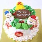 【2017年版】今年は夢の詰まったクリスマスケーキを!高円寺で評判のケーキ屋さん3選!