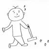 できる男は掃除機ではなく、クイックルワイパーを使う