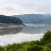 桂沢湖(北海道三笠)