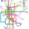 大阪市交通局が市営モンロー主義を捨てて直通運転を推進していたら【妄想路線図】