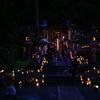 """みんなの想火2021。岐阜県山県市の甘南美寺で""""燈す"""""""