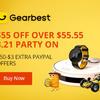 GearBest5周年記念セールの本セールが本日より開催!ゲームや24時間タイムセールなどなど♪