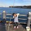 横浜の海は1月後半でもアジは釣れるのか!!!☆彡みなとみらい