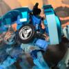 風林火山の風!トランスフォーマー ユナイテッド UN-16 オートボット特務調査員 オートボットブラー