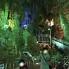 【あぶくま洞】探検コースがおすすめ!!洞窟内イルミネーションもしてたよ★