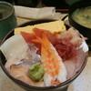 大宮【すし松】ランチ海鮮丼 ¥500