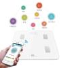 【44%OFF】スマートスケールと iOS / Androidアプリで8種類の健康管理ができる