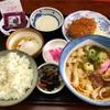 名古屋・錦三で、ごはんのお供が充実した日替ランチ