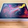 """iPad Pro 12.9 2018モデル""""三種の神器""""が予約1ヶ月後にやっと到着(とりあえず開封)"""