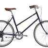 自転車疾走シーン