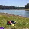 聖湖キャンプ場.4:湖畔散策,いこいの村ひろしま