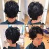 【メンズヘアスタイル】デキるビジネスマン厳選ヘア2スタイル