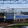 第1562列車 「 甲34 都営地下鉄三田線用6500形(6502f)の甲種輸送を狙う 」