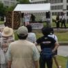 戦争法案反対、若者デモ・熊本 ースピーチー