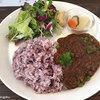 【八幡山】ナイス&ウォーム(nice&warm)緑の豆のポークカレー