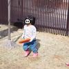 庭の雑草取り、長女が誕生日、岩倉峡公園、進級